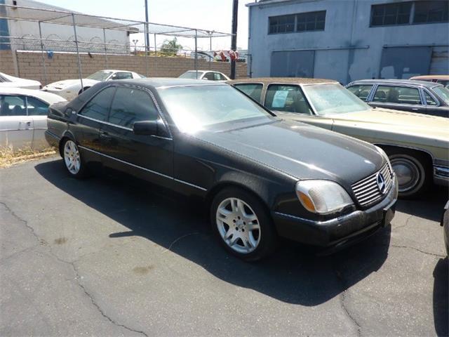 1995 Mercedes-Benz S-Class | 879716