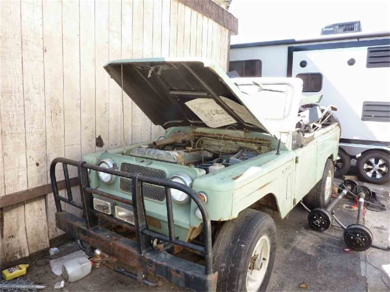 Large Picture of Classic 1970 PATROL 4 X 4 - $4,999.00 - IUSO