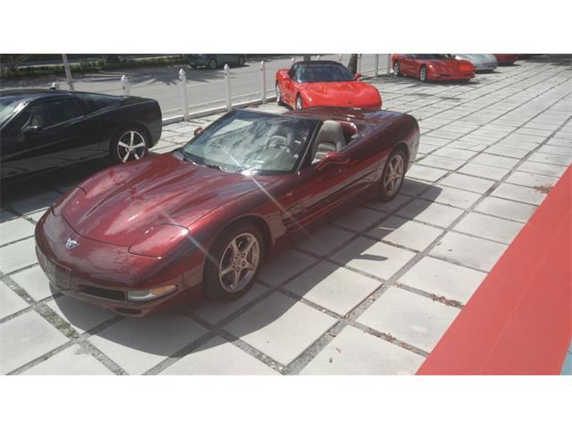 2003 Chevrolet Corvette | 879727
