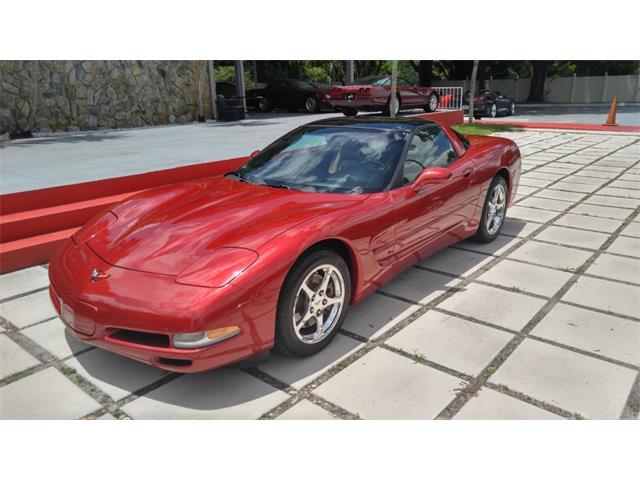 2004 Chevrolet Corvette | 879728