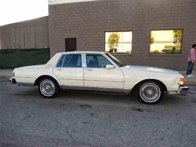 1986 Chevrolet Caprice | 879731