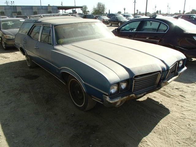 1972 Oldsmobile Vista Cruiser | 879745