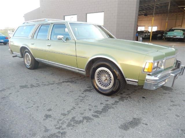 1977 Chevrolet caprice classic wagon | 879746