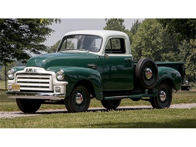 1954 GMC 101 1/2-Ton Pickup | 879789