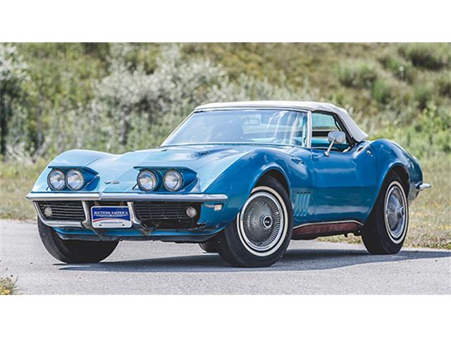 1968 Chevrolet Corvette 427/390 Convertible | 879790