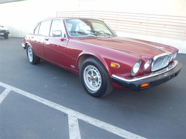 1985 Jaguar XJ6 | 879792