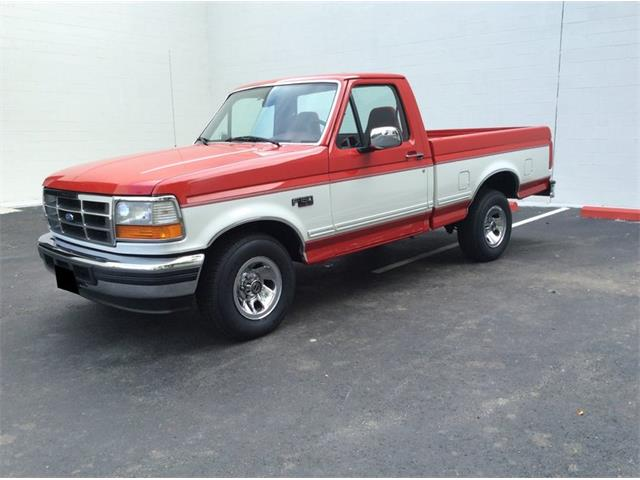 1996 Ford F150 | 879795