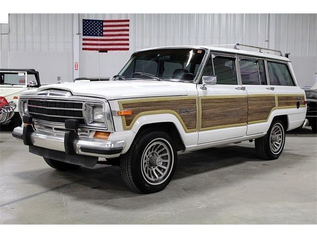 1987 American Motors Jeep Grand Wagoneer | 879800