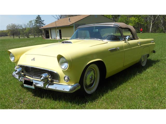 1955 Ford Thunderbird | 879803