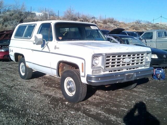 1975 Chevrolet Blazer | 879808