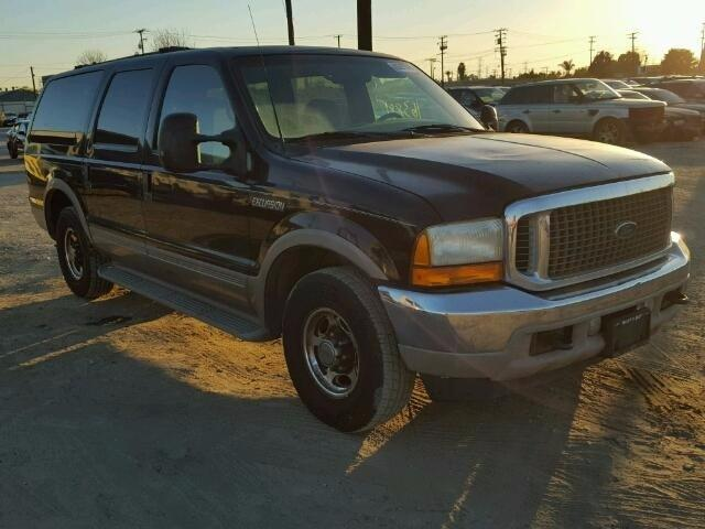 2001 Ford Excursion | 879810