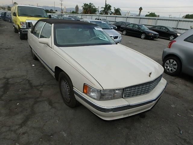 1996 Cadillac DeVille | 879811