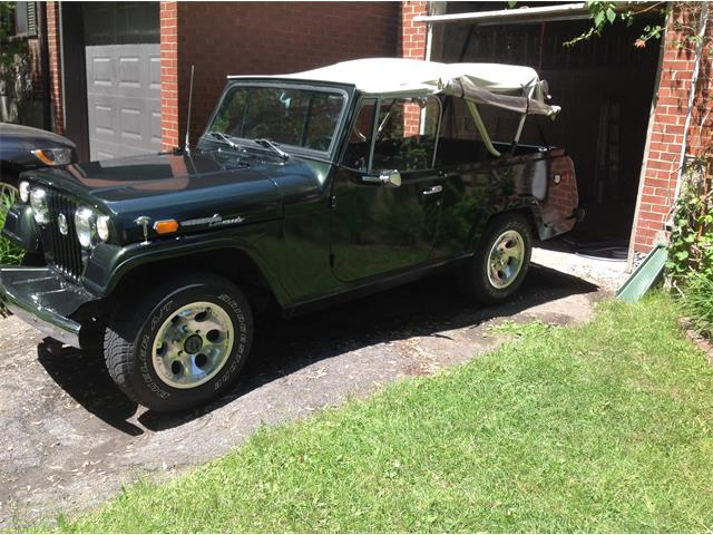 1970 Jeep Jeepster Commando | 879835