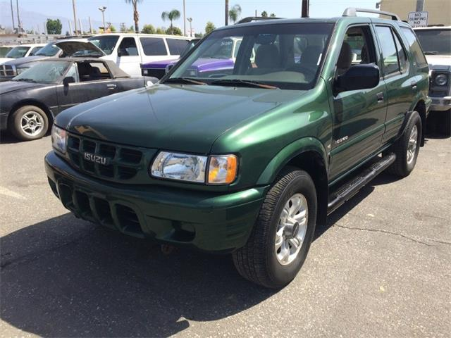 2000 Isuzu Rodeo | 879840