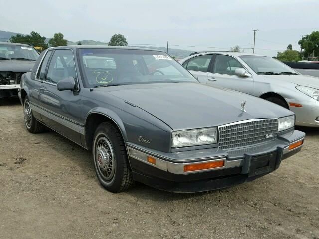 1987 Cadillac Eldorado Biarritz | 879842