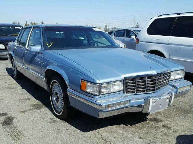 1993 Cadillac DeVille | 879854