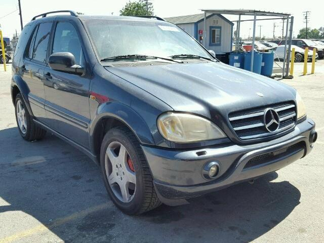 2000 Mercedes-Benz M-Class | 879856