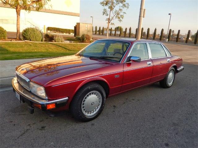 1992 Jaguar VAN DEN PLAS | 879863