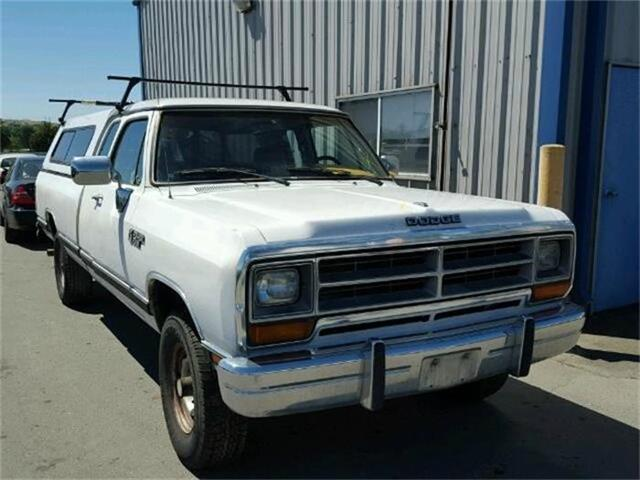 1990 Dodge D250 EXTENDED CAB 4 X 4 | 879871