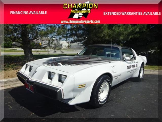 1980 Pontiac Firebird Trans Am | 879876