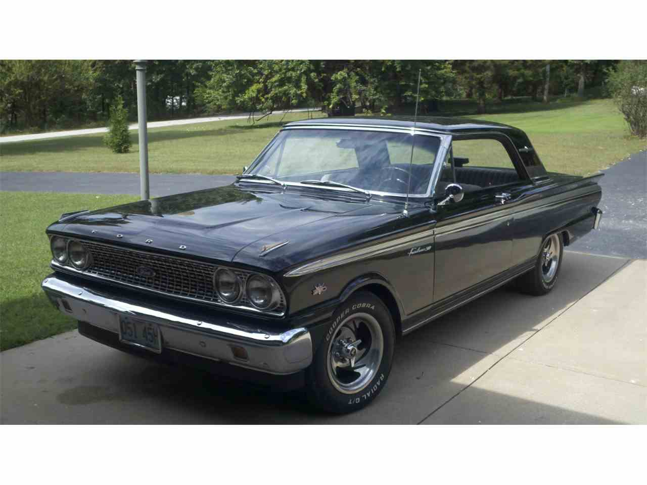 1963 ford fairlane 500 for sale cc 879879. Black Bedroom Furniture Sets. Home Design Ideas