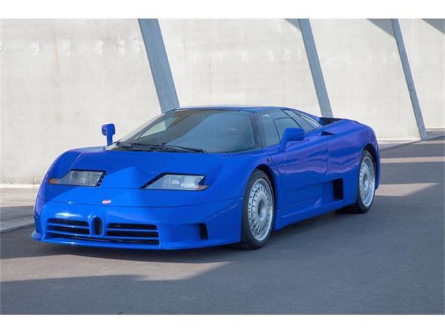 1995 Bugatti EB110 | 879881