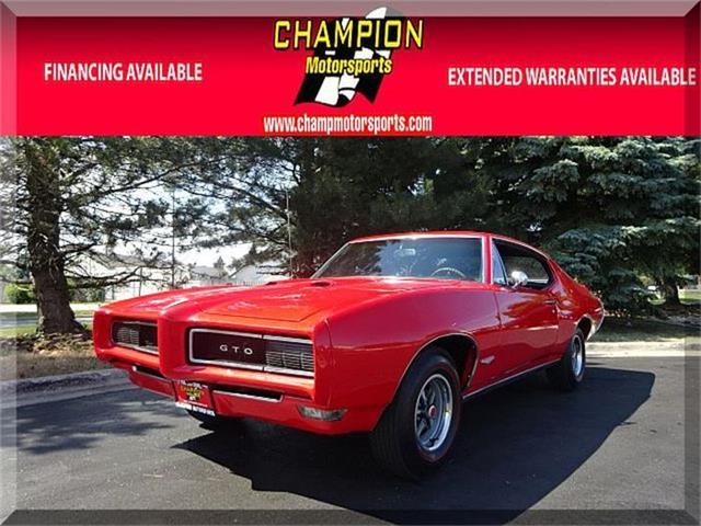 1968 Pontiac GTO | 879885