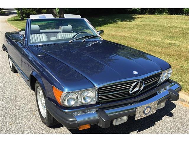 1985 Mercedes-Benz 380SL | 879886