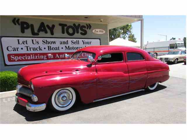 1950 Mercury 4-Dr Sedan