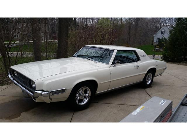 1969 Ford Thunderbird | 879903