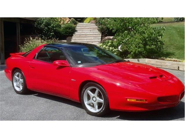 1995 Pontiac Firebird Formula | 879905