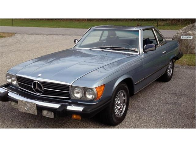 1977 Mercedes-Benz 450SL | 879913
