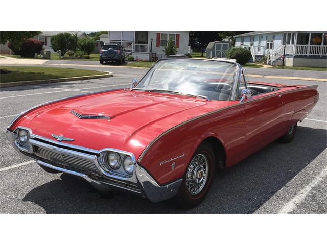 1961 Ford Thunderbird | 879924