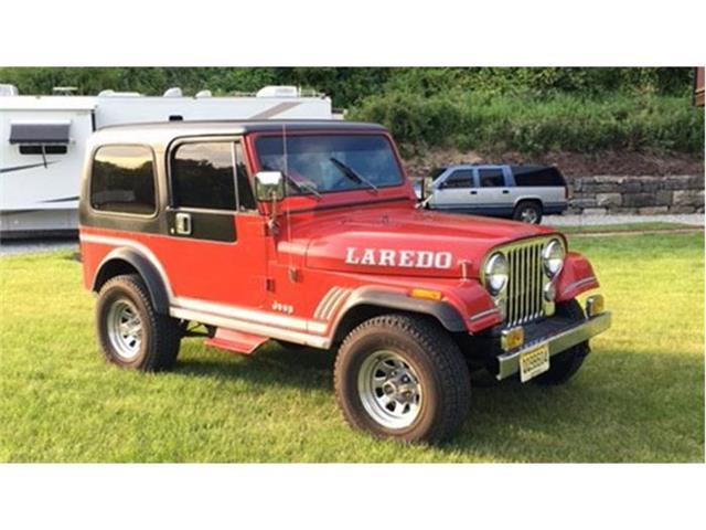 1986 Jeep CJ7 | 879942