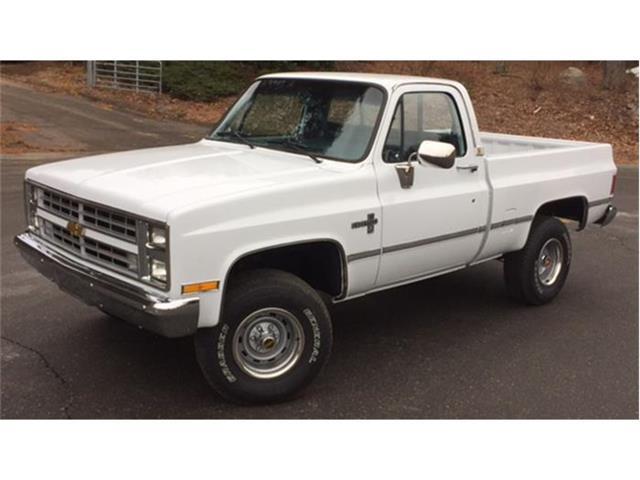 1987 Chevrolet C/K 10 | 879944