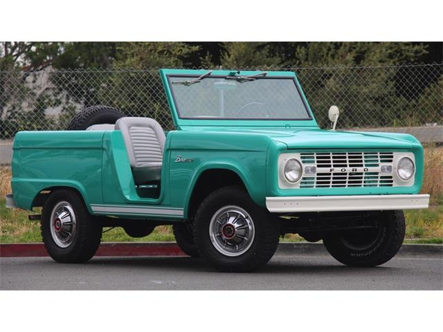 1966 Ford Bronco | 879950