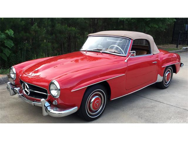 1957 Mercedes-Benz 190SL | 879955