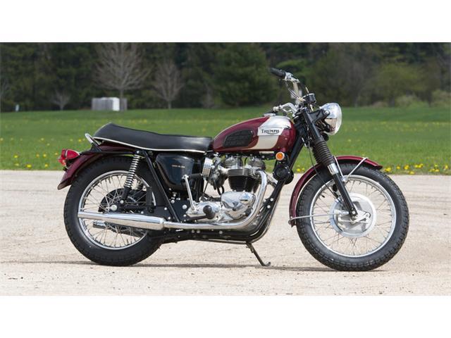 1970 Triumph Bonneville   879976