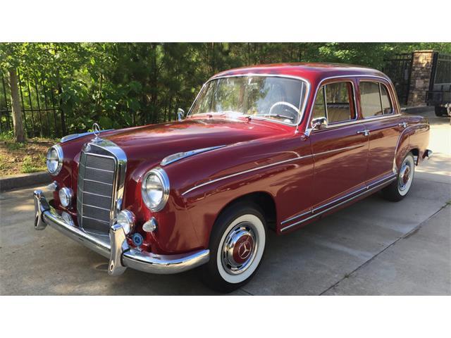 1959 Mercedes-Benz 220SE | 879978