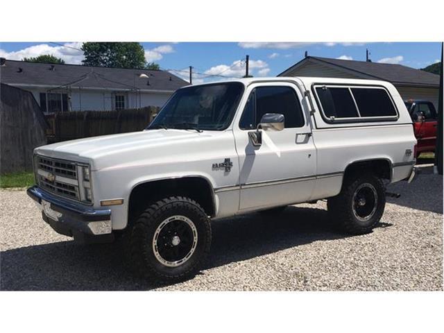 1988 Chevrolet Blazer | 879979