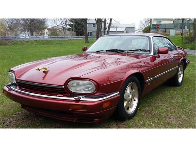 1995 Jaguar XJS | 879987