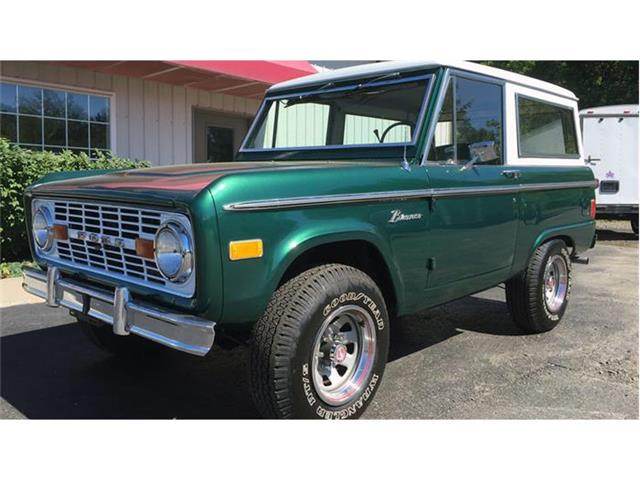 1977 Ford Bronco | 879988