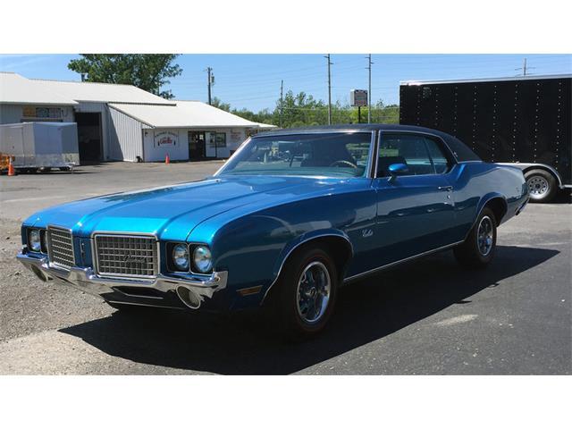 1972 Oldsmobile Cutlass Supreme | 879991