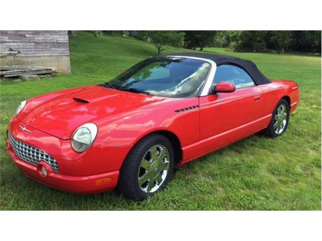 2002 Ford Thunderbird | 879995