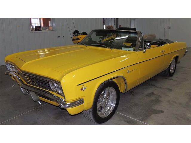 1966 Chevrolet Impala   880000