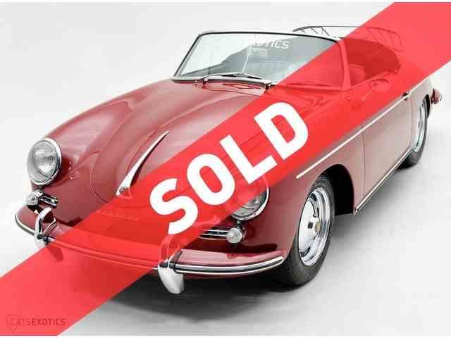 1960 Porsche 356B | 881002