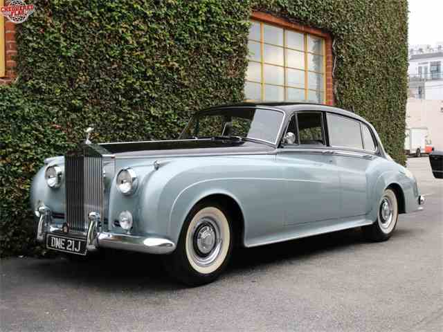 1959 Rolls-Royce Silver Cloud | 881005