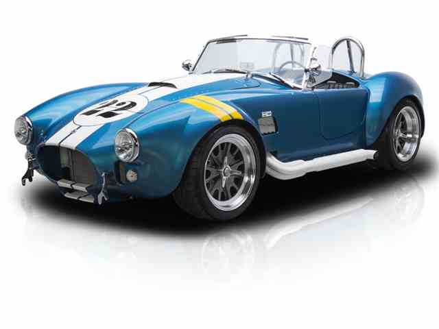 1965 Backdraft Racing Cobra | 881017