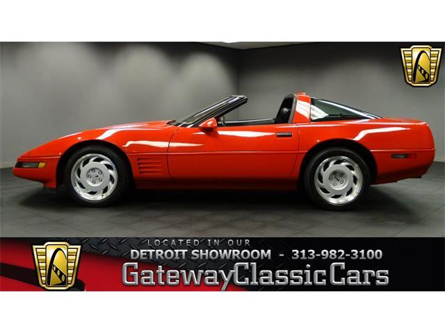 1991 Chevrolet Corvette | 881028