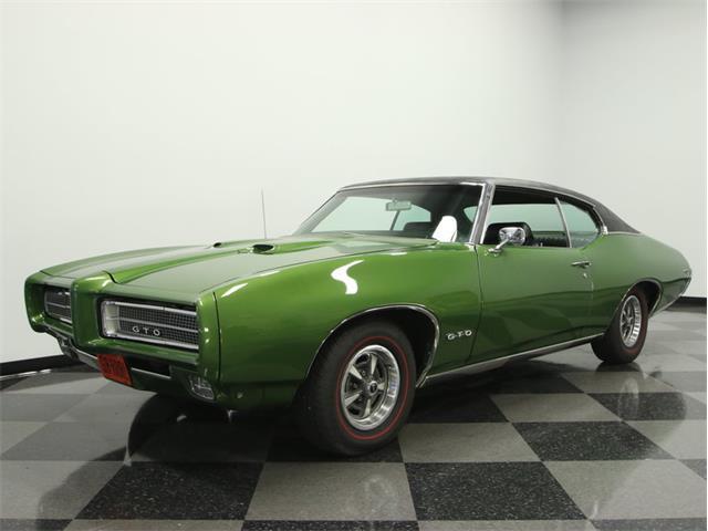 1969 Pontiac GTO | 881039